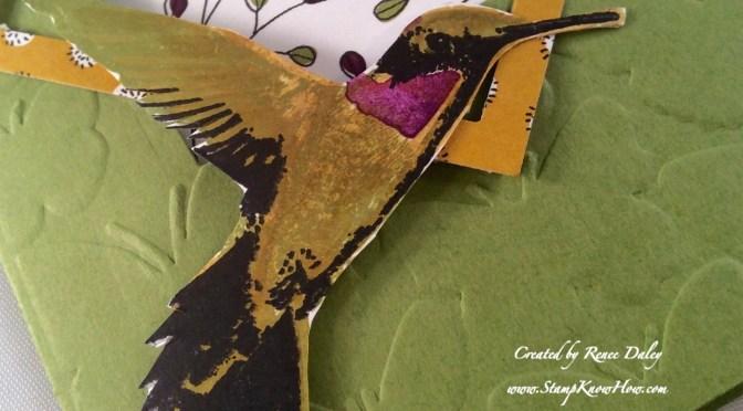 Picture Perfect Hummingbird