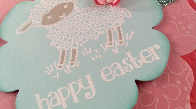 Sweet Easter Lamb
