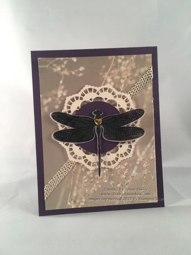 Dragonfly Dreams Card