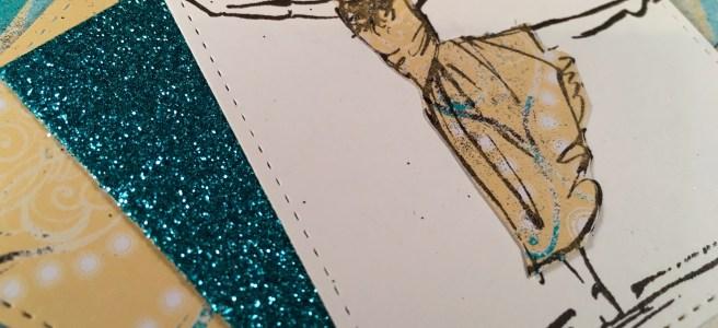 Closeup Image of Beautiful You Stamp