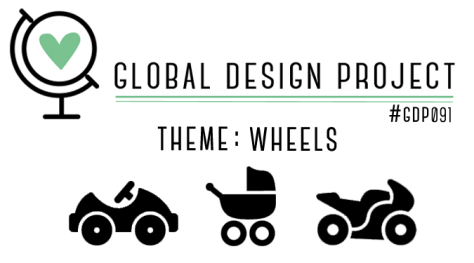 Global Design Project Wheels Theme #GPD091