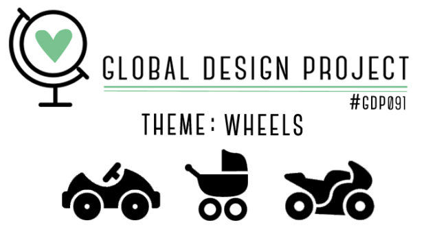 Global Design Project Wheels Theme #GPD091