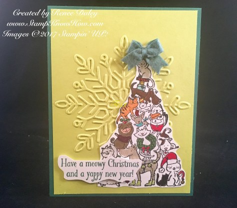 Santa Paws Stamp Set