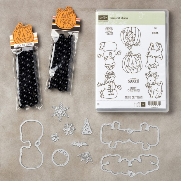 Stampin' UP Seasonal Chums Bundle