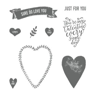 Sure Do Love You Stamp Set by Stampin' UP