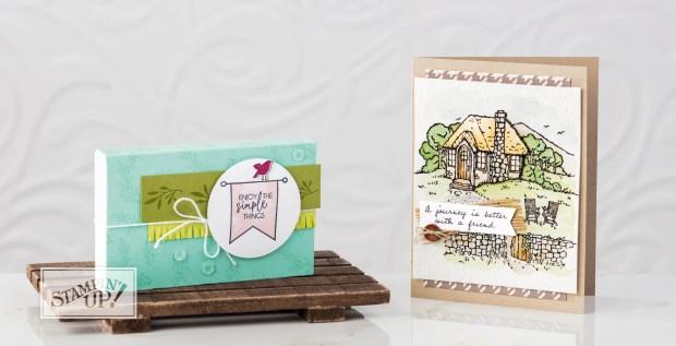 Cozy Cottage Stamp Set
