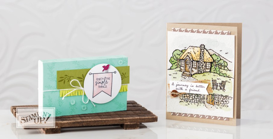 Cozy Cottage Stamp Set