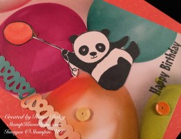 Party Pandas Sale-a-bration Stamp Set