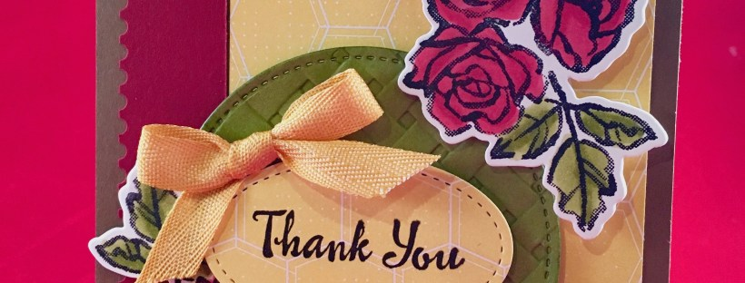 Petal Palette Stamp Set by Stampin' UP!