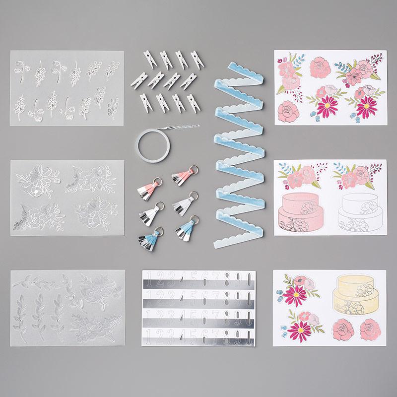 Sweet Soirée Embellishment Kit 145578 Price: $11.00