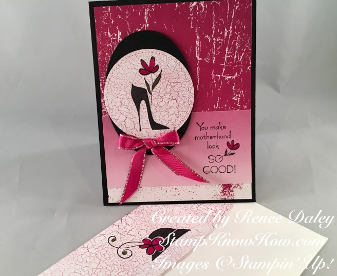 A Mother's Flair Stamp Set by Stampin' UP!