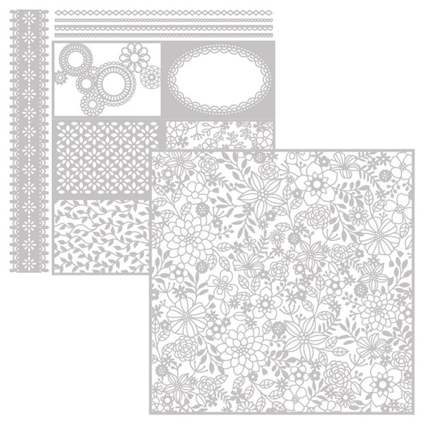 Delightfully Detailed Laser-Cut Specialty Paper