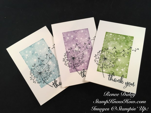 Dandelion Wishes Stamp Set by Stampin' Up