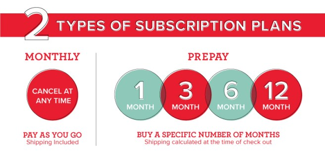 How to subscribe to paper pumpkin
