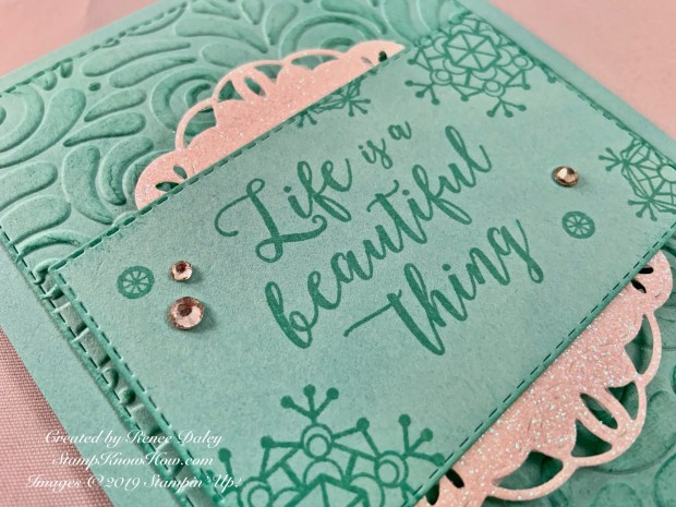 Colorful Seasons Encouragement Card