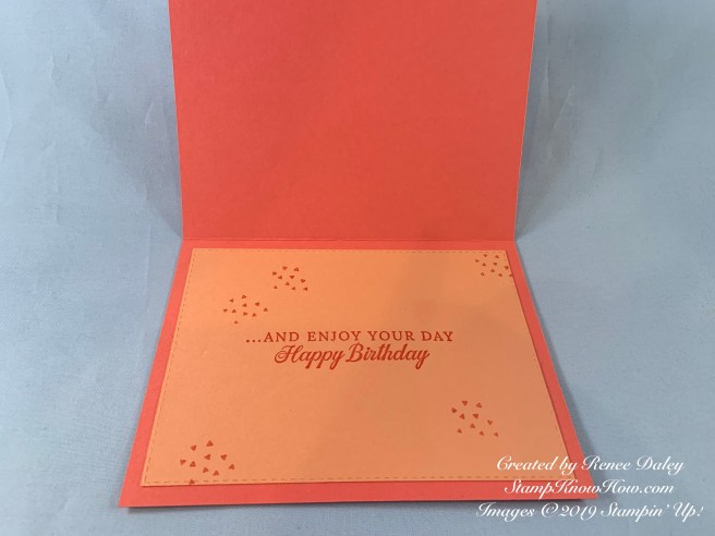 Life is Grand Birthday Card Inside image