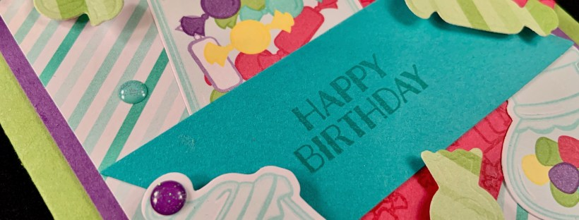 Sweetest Thing Birthday Card