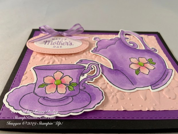 Tea Together Mother's Day Card