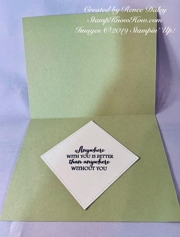 Sitting Pretty & Missing You Card