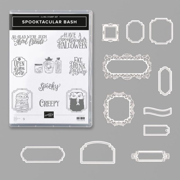 Spooktacular Bash Bundle by Stampin' Up