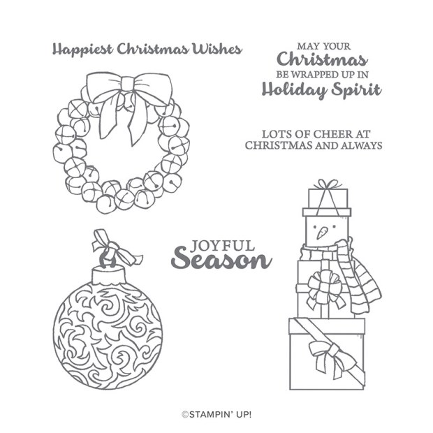 Lots of Cheer Stamp Set by Stampin' Up!