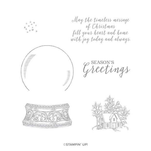 Still Scenes Stamp set by Stampin' Up