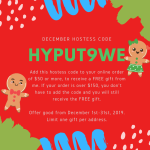 StampKnowHow December Hostess Code