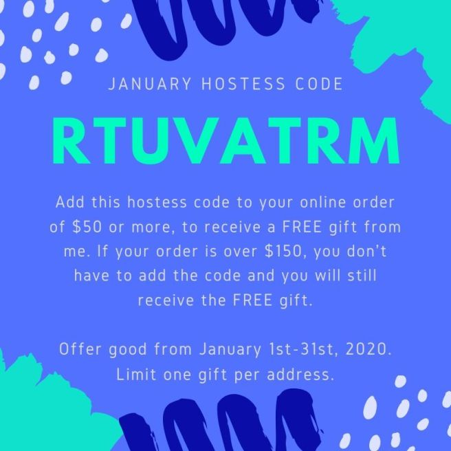 StampKnowHow January 2020 hostess code