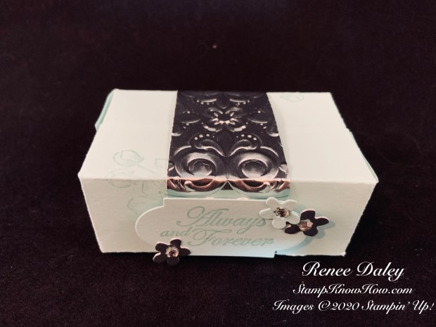 Perfect Parcels Box by Stampin' Up