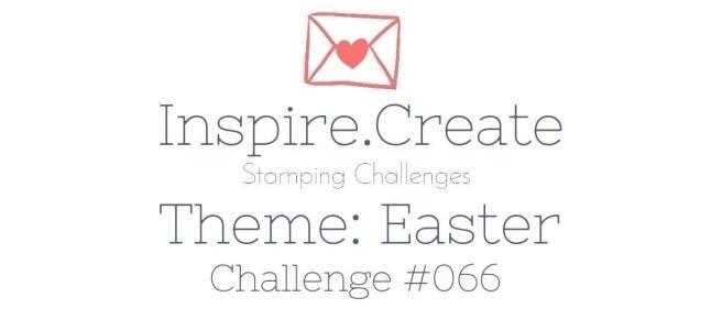 Inspire.Create.Challenge #066 Easter