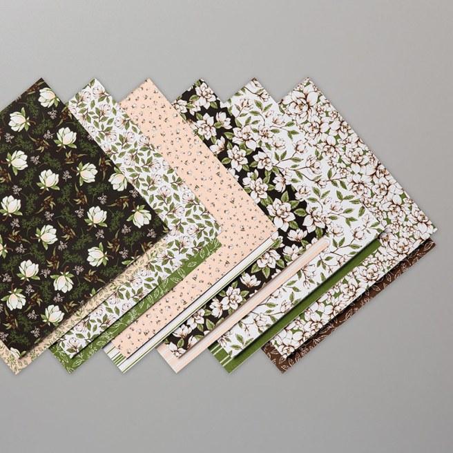 Magnolia Lane Designer Series Paper from Stampin' Up