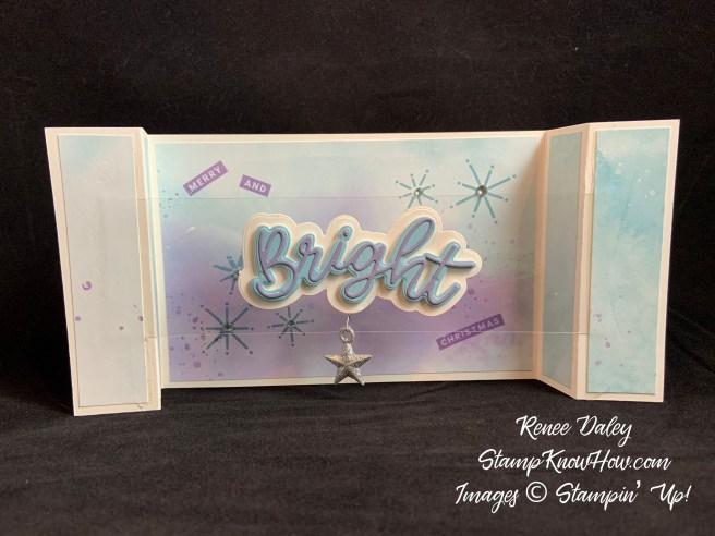 Peace & Joy Invisible Bridge Christmas Card