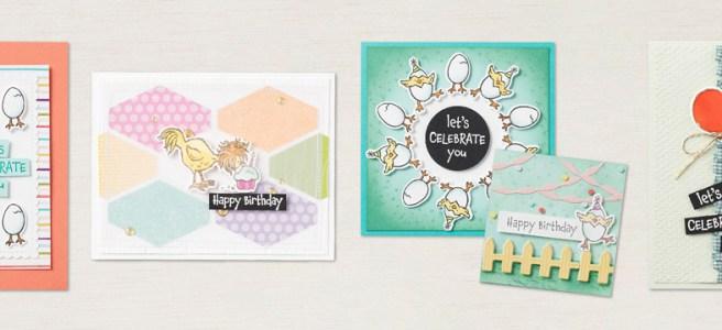 Hey Chick & Hey Birthday Chick Bundles Header image
