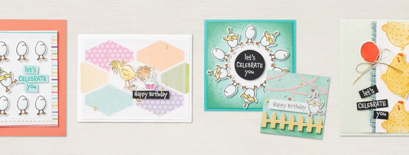 Hey Chick & Hey Birthday Chick Bundles Header image