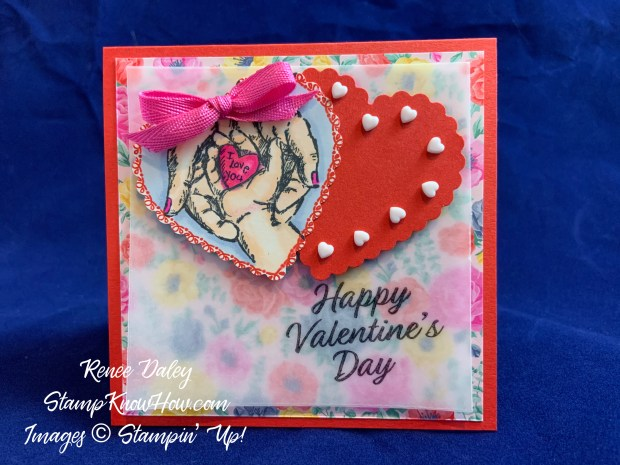 Treasures of Life Valentine Card