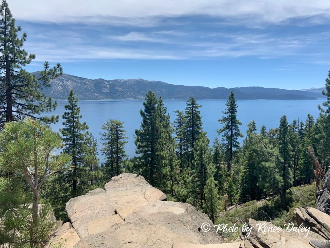 Lake Tahoe Trip Picture by Renee Daley (2021 trip)