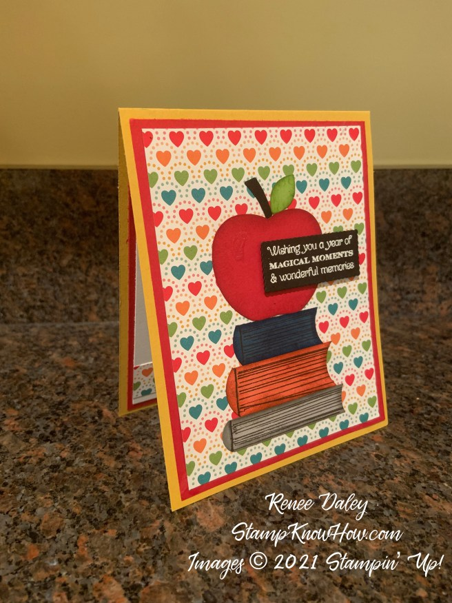 Back To School Card image