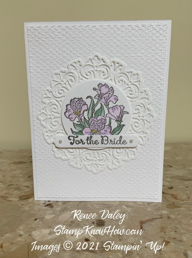 Encircled in Friendship Bundle: Bridal Shower Card Image