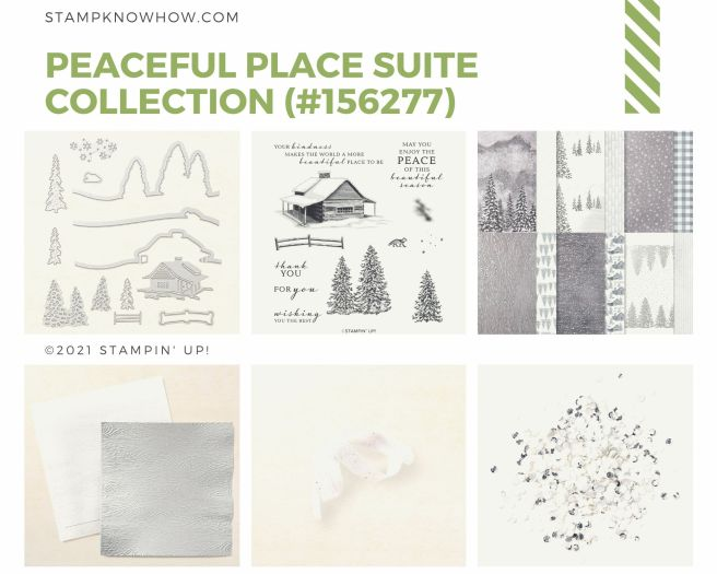 Peaceful Place Suite Collection by Stampin' Up!