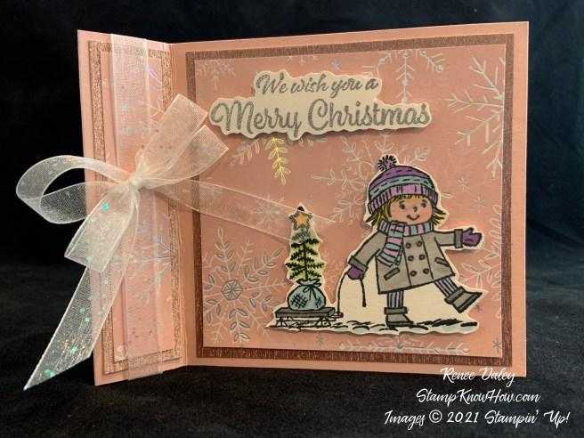 Seasons of Fun Christmas Card