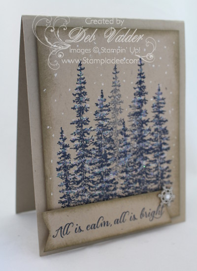 How To Create A Winter Wonderland With Deb Valder Deb