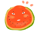 This is the season for watermelons
