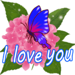 Collection of love words