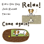Every Day Dog Jack Russell Terrier Eng2
