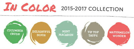 stampmecrafty.com, 2015-2017 In-Colors, Retiring Stampin' Up! Colors, Sale