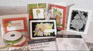 Ornate Garden – Limited time only release – get a kit to go exclusively with Stamp-Patty!