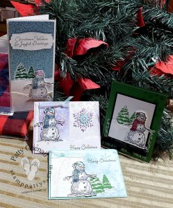 Holiday Happenings with the Stamper's Dozen Blog Hop girls….