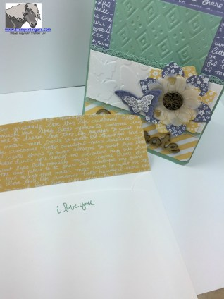 Celebrate Card Mojo Monday 405 with envelope watermarked