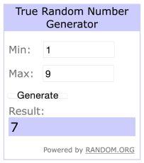 Blog Candy #3 Winner