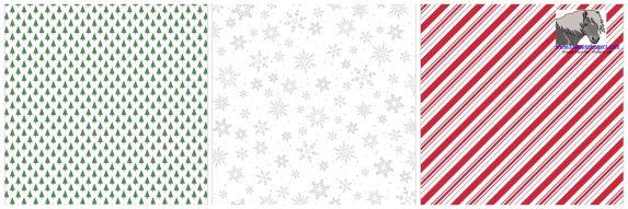 Holidays Fancy Foil Designer Vellum watermarked